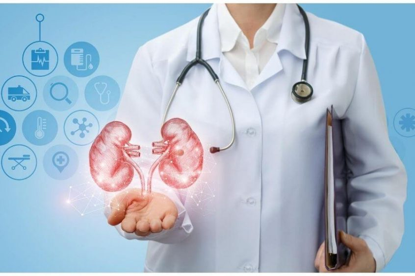 Burial Insurance with Nephropathy
