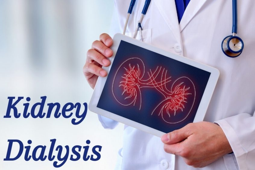 Burial Insurance with Dialysis