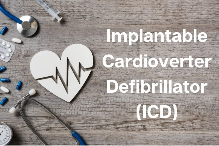 Burial Insurance with a Defibrillator ICD