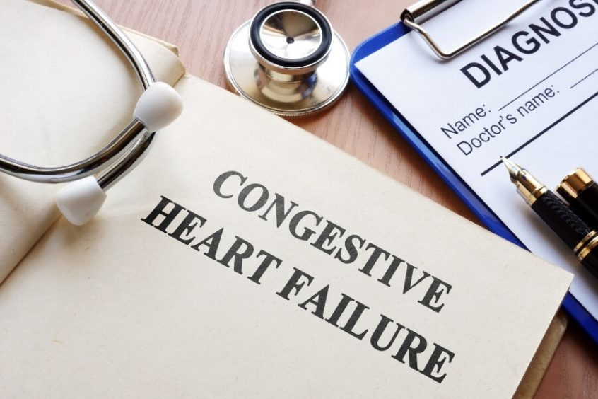 funeral insurance with congestive heart failure