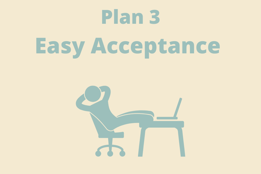 Easy Acceptance Plan