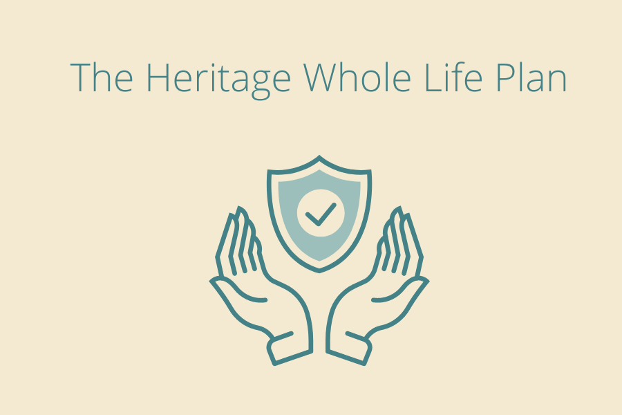 The Heritage Whole Life Plan