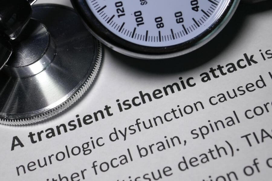 Transient Ischemic Attack book