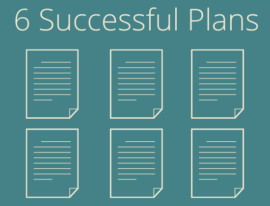 6 Successful Plans