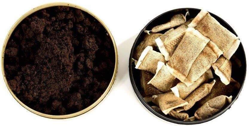 Chewing Tobacco Dip